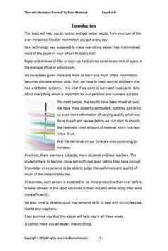 Deal Information Overload Pv screenshot 2
