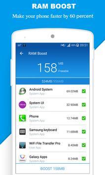 Battery Saver - Boost Cleaner apk screenshot