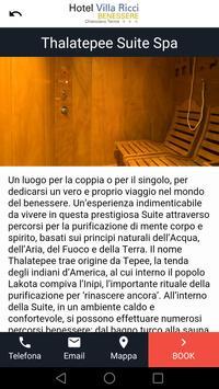 Hotel Villa Ricci apk screenshot