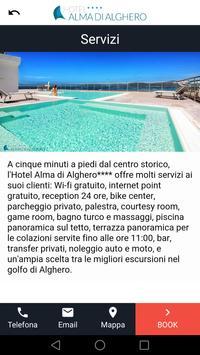 Alma di Alghero Hotel apk screenshot