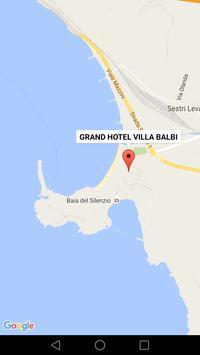 Grand Hotel Villa Balbi apk screenshot