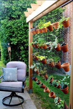 Vertical Garden Designs poster