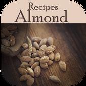 Almond Recipes - Almond Food icon