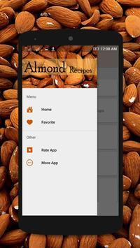 Almond Recipes - Almond Food screenshot 4