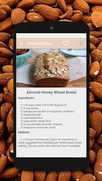 Almond Recipes - Almond Food screenshot 2