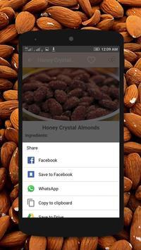 Almond Recipes - Almond Food screenshot 3