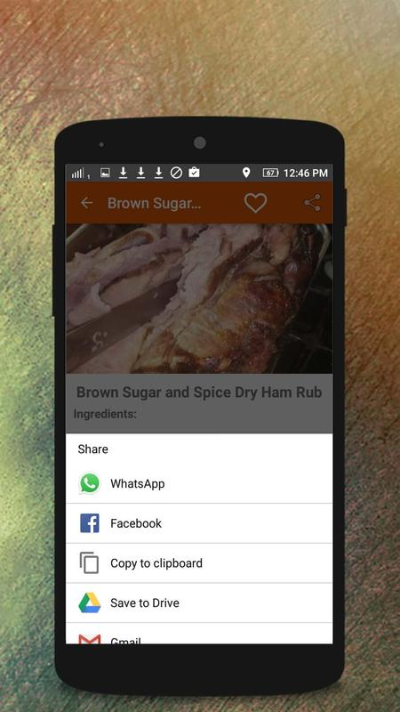 Ham recipes yummy food recipes descarga apk gratis comer y beber ham recipes yummy food recipes captura de pantalla de la apk forumfinder Image collections