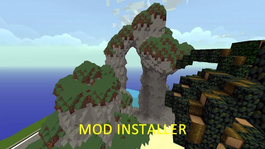 minecraft no blocks mod