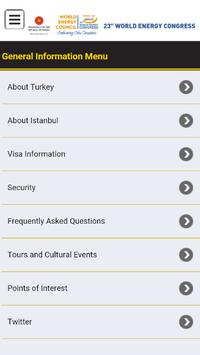 WEC 2016 apk screenshot