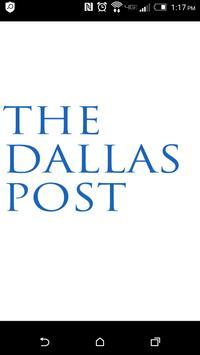 The Dallas Post poster