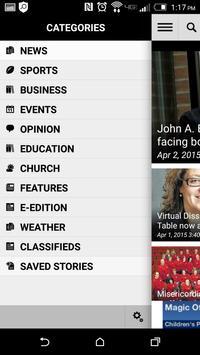 The Dallas Post apk screenshot
