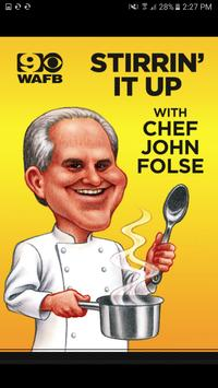 WAFB Stirrin' It Up/Chef Folse poster