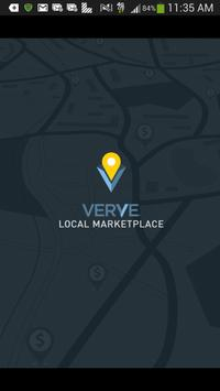Verve Local Marketplace poster