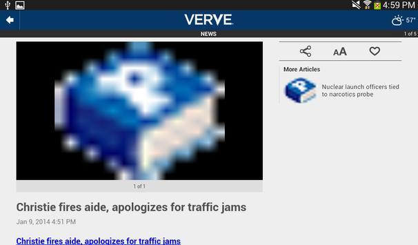 Verve Local Marketplace apk screenshot