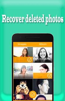 Restore all deleted photos poster