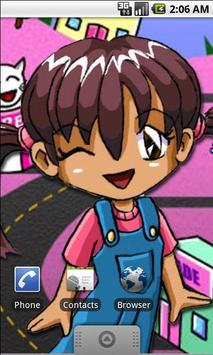 Chibifriends Wallpapers screenshot 2