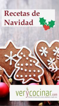 Recetas de Navidad en video poster