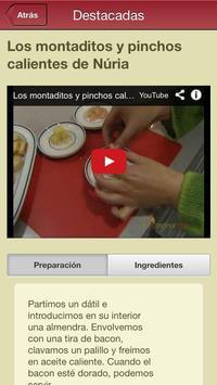 Recetas de Navidad en video apk screenshot