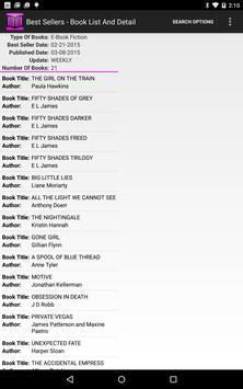 Best Sellers - Books apk screenshot