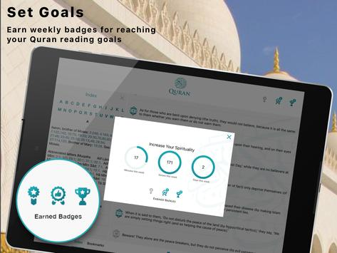The Holy Quran - English apk screenshot
