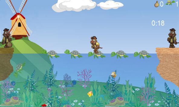 Turtle Bridge screenshot 1