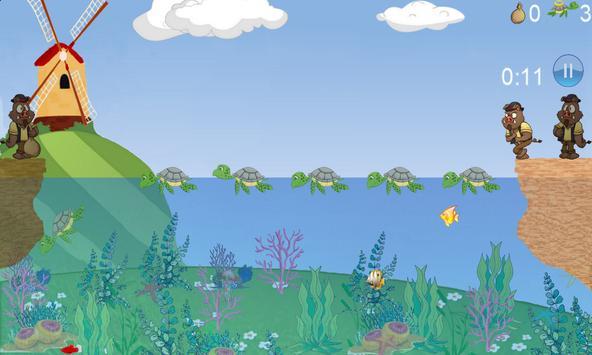 Turtle Bridge screenshot 2