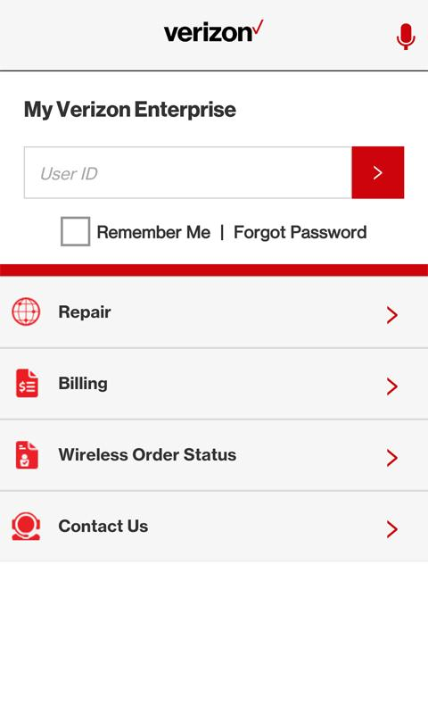 My Verizon Enterprise for Android - APK Download