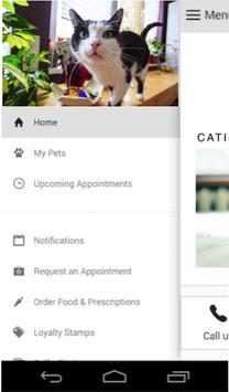 Catisfaction Cat Clinic apk screenshot