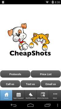 CheapShots poster