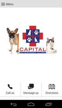 Capital Vet poster