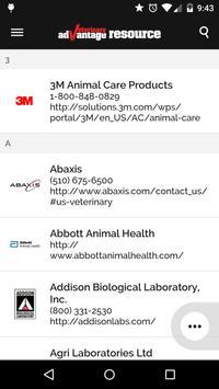 Vet-Advantage Resource apk screenshot