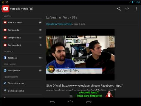 Vete a la Versh apk screenshot