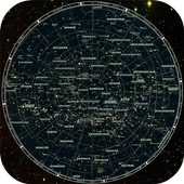 New Sky Map Guide icon