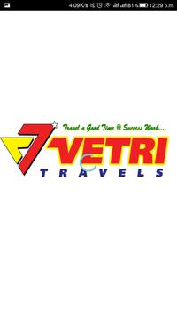 Vetri Travels poster