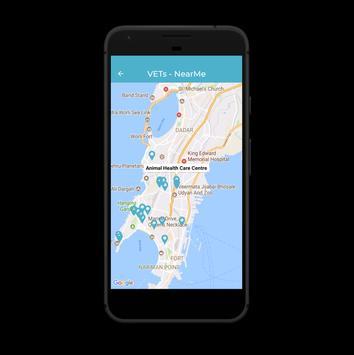 VETs - NearMe screenshot 3