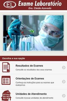 Laboratório Exame poster