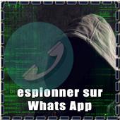 whatSpy espion téléphone Prank icon