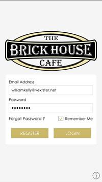 Brick House Cafe poster