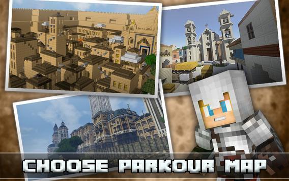 Assassin Mod for Minecraft apk screenshot