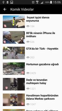 Videonuz apk screenshot