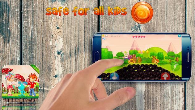 vezuhay Jungle Run - Adventures games apk screenshot