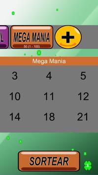 Loteria da Sorte apk screenshot