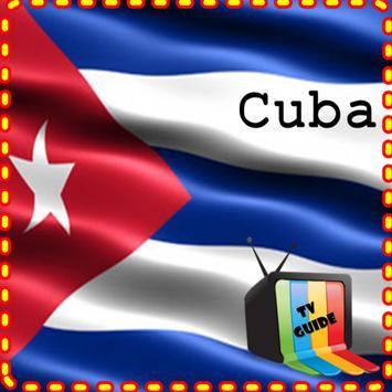 Free TV Cuba Guide poster
