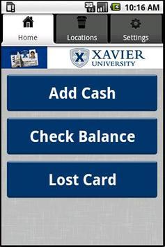 Xavier ALL Card poster