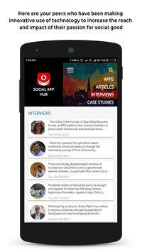Social App Hub screenshot 6