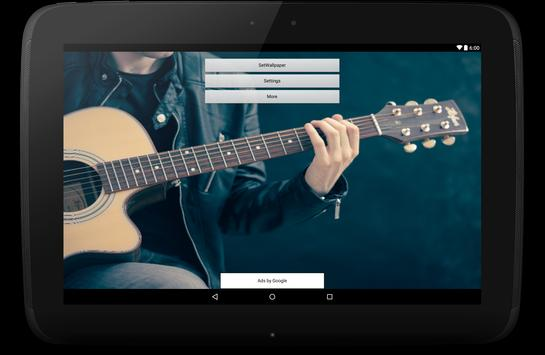 Guitar Music Love HD 4K apk screenshot