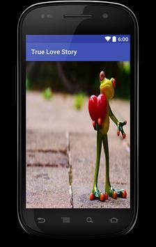 True Love Story apk screenshot
