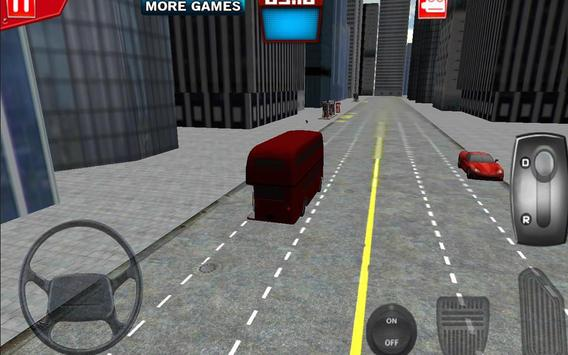 London City Bus Driving 3D screenshot 1