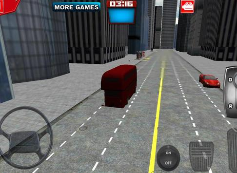 London City Bus Driving 3D screenshot 7