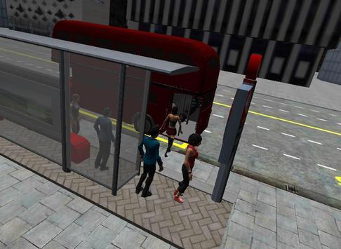 London City Bus Driving 3D screenshot 6